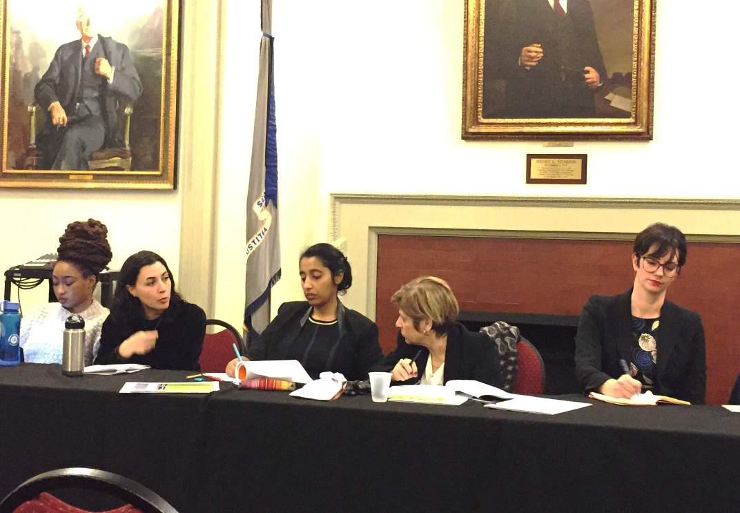 UN Special Rapporteur at City Bar Justice Center