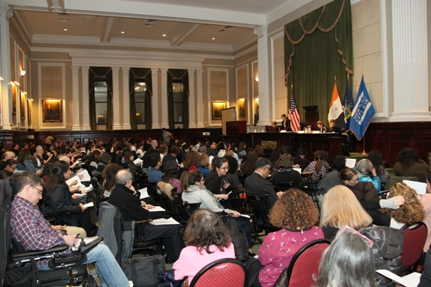 NYC Bar Panel on Emergency Preparedness - Immigration