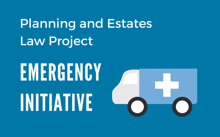 PELP Emergency Initiative