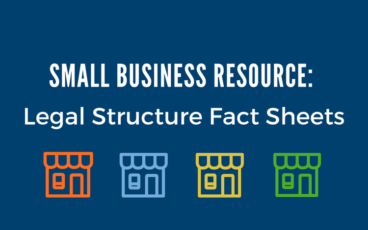 Small Business Resource - Legal Structure