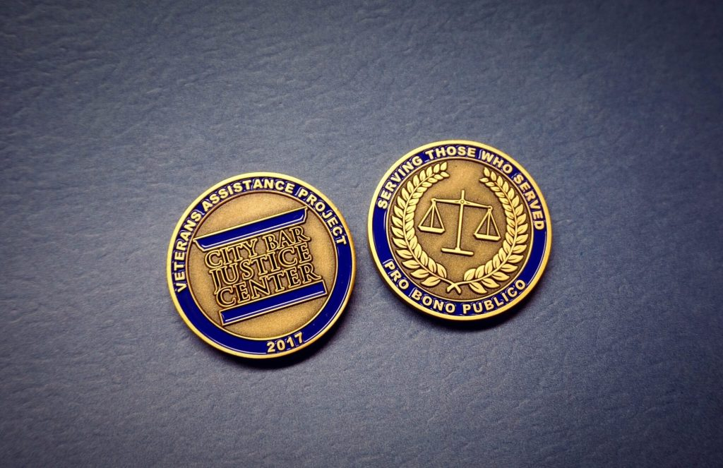 VAP Challenge Coins