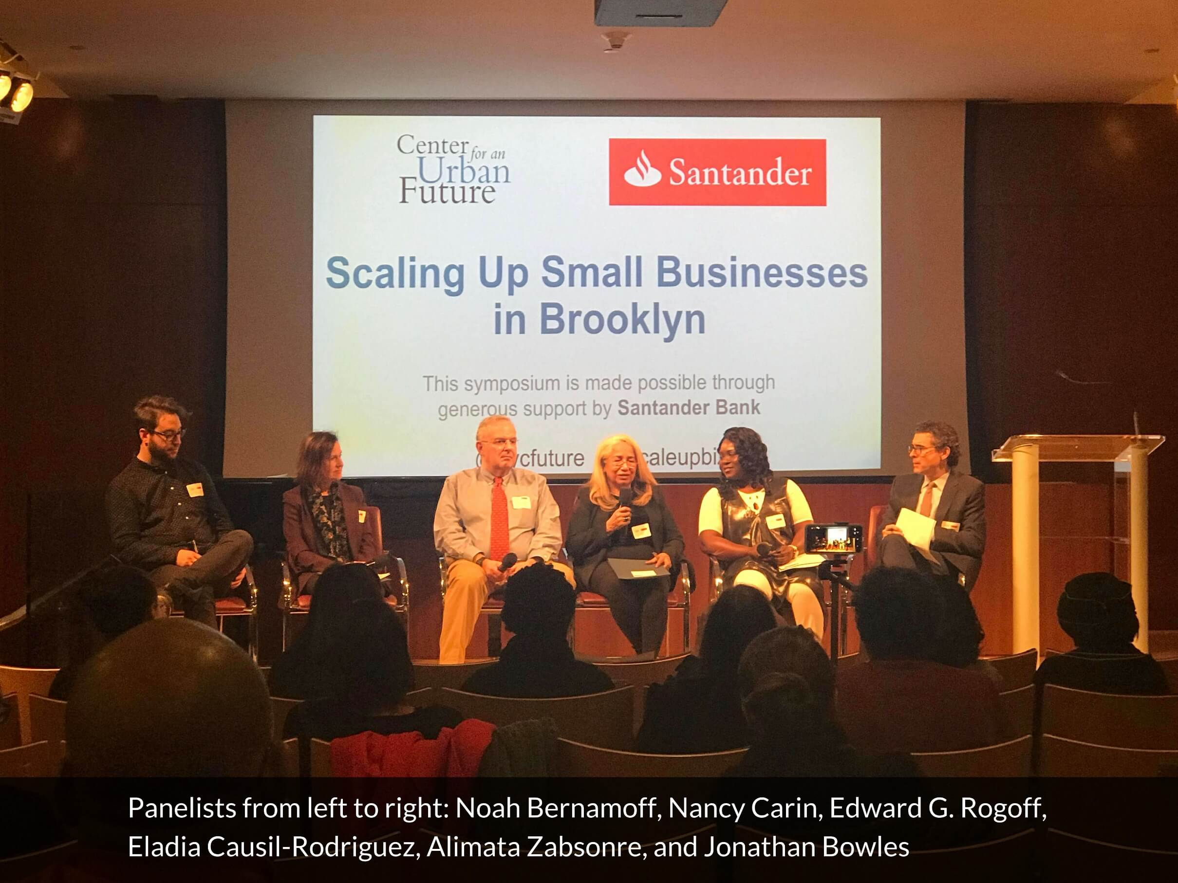 Scaling Up Small Businesses