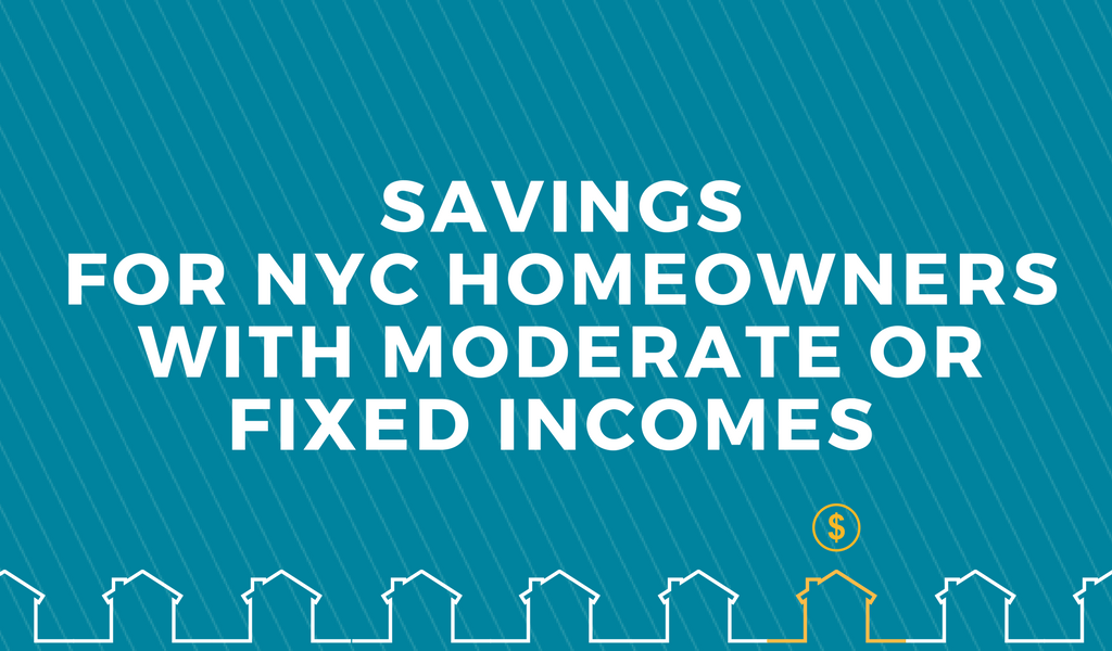 savings for NYC homeowners