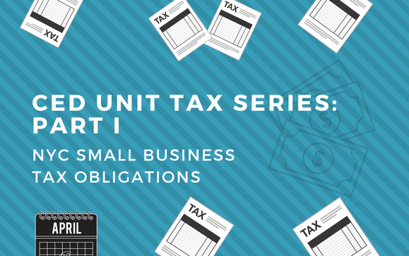 Small Business Tax Obligations