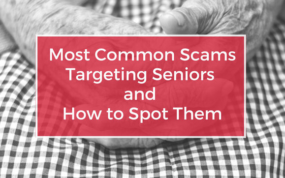 Scams Targeting Seniors elderlaw cbjc