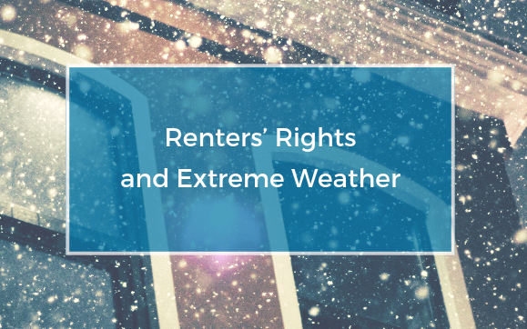 Renters' Rights and Extreme Weather